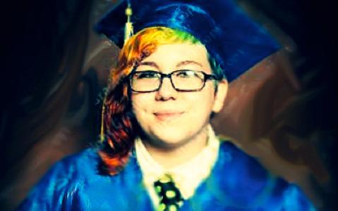 Kayla, SE Works Graduate